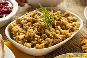Thanksgiving Wishes and JJ's Stuffing Recipe
