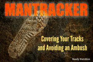Mantracker: Covering Your Tracks and Avoiding an Ambush