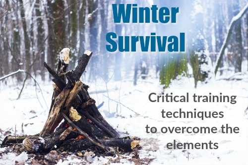 Winter Survival: Critical Training Techniques to Overcome the Elements