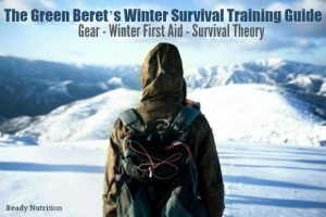 The Green Beret's Winter Survival Training Guide