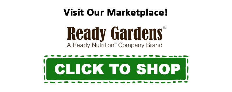 Ready Gardens - A Ready Nutrition Marketplace