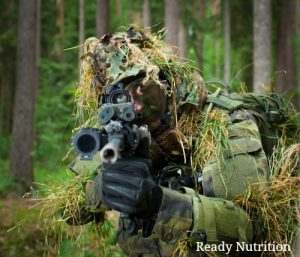 SHTF Team Training: 10 Principles of Guerrilla Warfare: Linear Ambush