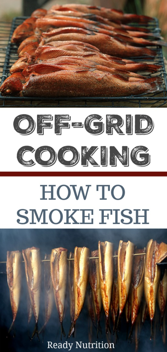 Off grid cooking how to smoke fish survival for How to smoke fish