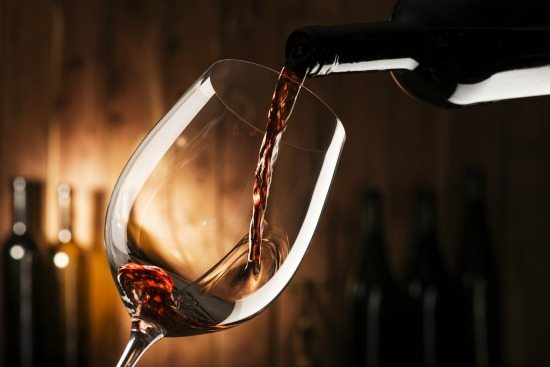 The positive health affects of red wine can be enhanced by using in natural medicine.