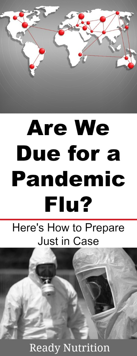 It's been 100 years considering that the Spanish Flu triggered a worldwide pandemic. Will you be prepared for the next one?