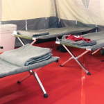 Just How Unhealthy And Unsafe Are Disaster Shelters?