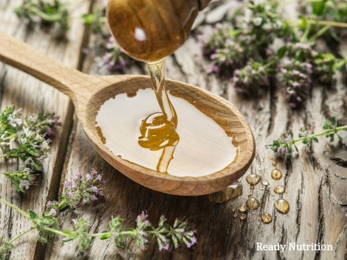 Adding herbs to honey can create and enhance natural medicines.