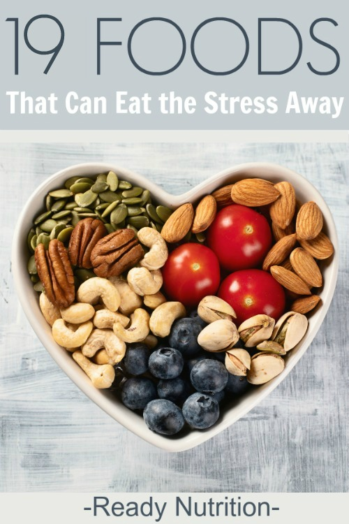Stress consuming is a natural response, however if you change your processed food with these healthy foods, you can actually consume the tension away!