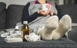 How To Prevent And Naturally Treat The Dreaded Stomach Flu This Winter