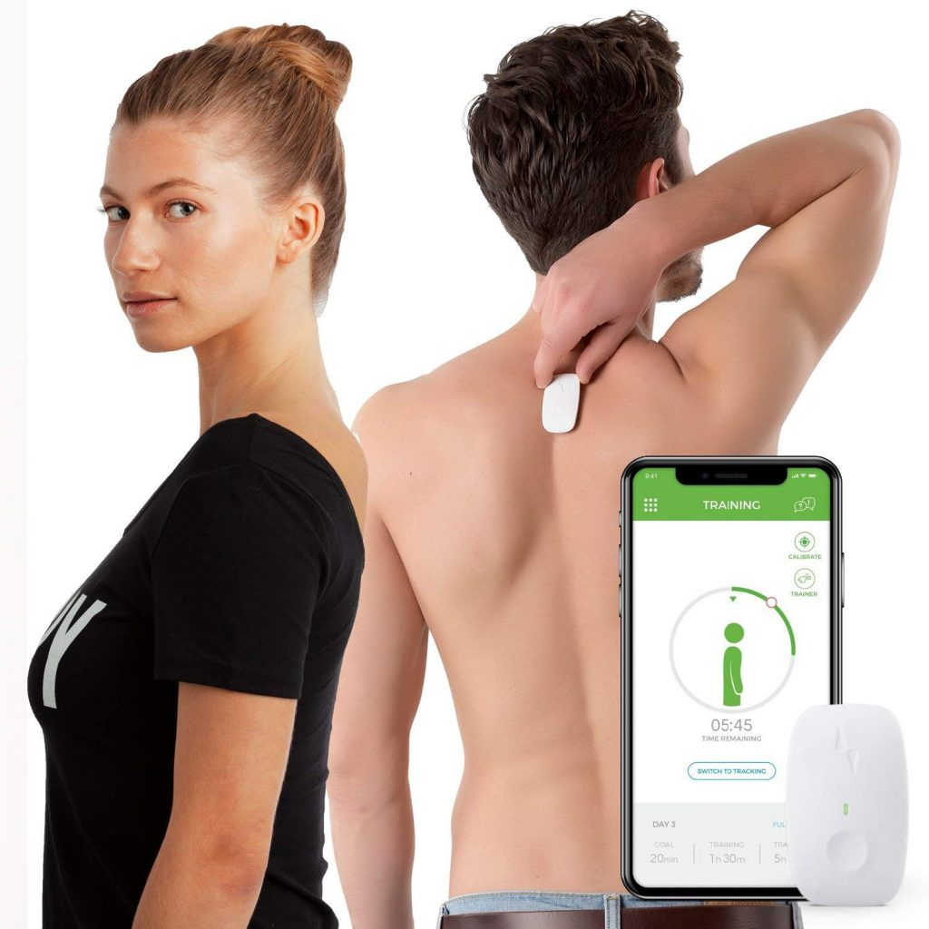 The 2 in 1 posture trainer is the perfect holiday gift for your health conscious relative!