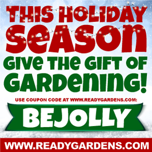 Ready Nutrition - Fall Garden Specials From Ready Gardens