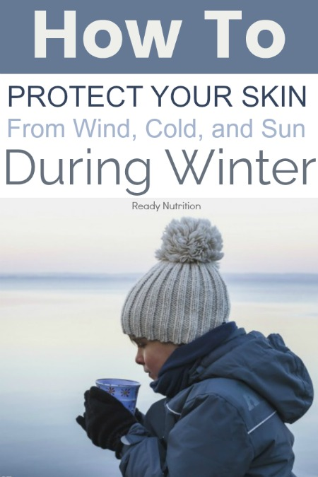 Your skin exposed to harsh elements during winter and it's important to know how to protect your largest organ.