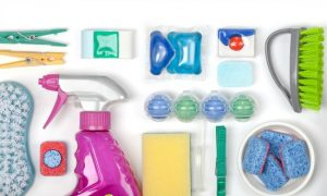 A recent study published in the  American Journal of Respiratory and Critical Care Medicine claims that regularly using house cleaning products could be as bad for your health as smoking a pack of cigarettes a day.  Although it's difficult to imagine cleaning could be just as detrimental to one's health as smoking, the research suggests that the chemicals in cleaning products that get inhaled are actually just as bad.