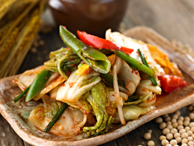 The health benefits of fermented foods are tremendous. It really does your body good! Learn more about which foods are usually fermented and all the health benefits it has. #ReadyNutrition