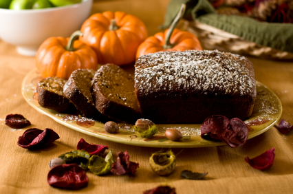 I love baking with pumpkin because it adds a nice texture to whatever you are baking. To start the season off, I wanted to make an oldie but a goodie, spiced pumpkin bread.  #ReadyNutrition