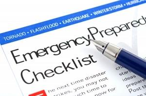 Family Emergency Plan Checklist