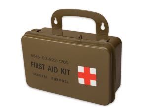 Olive Drab First Aid