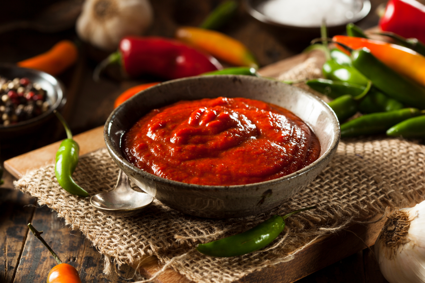 Kick Your Meals Up With DIY Sriracha Sauce