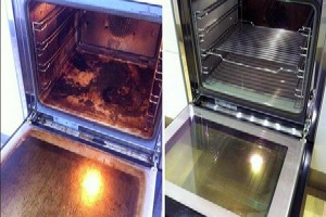You've Been Cleaning Your Oven The Wrong Way. This Is Brilliant!