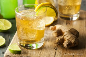 How to Make All Natural Homemade Ginger-Ale