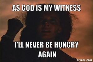 god as my witness