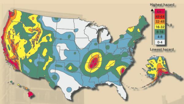 earthquake-map