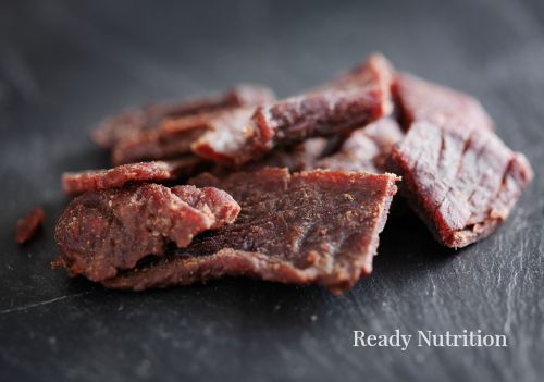 """Ask Tess: Can I Still Eat Beef Jerky With """"White Stuff"""" On It?"""