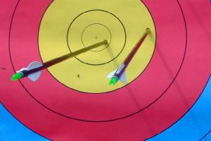 arrow target wikimedia