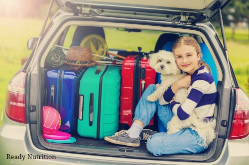 Packing for Family Vacations is a Breeze With These Organizational Tips