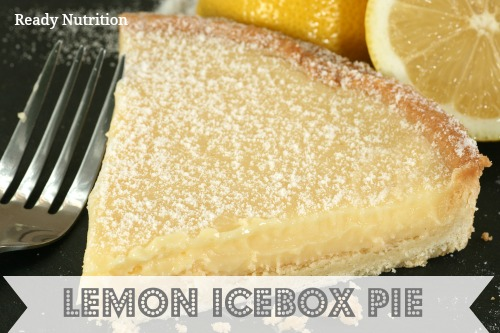 ICEBOX PIE