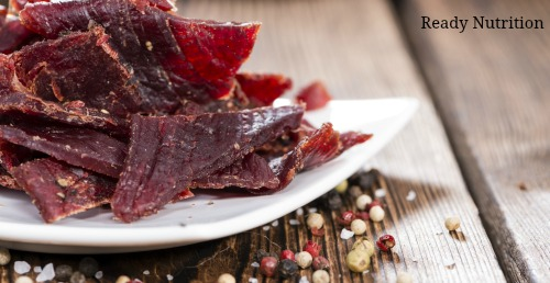 Beefing Up Your Prepper Pantry with Jerky
