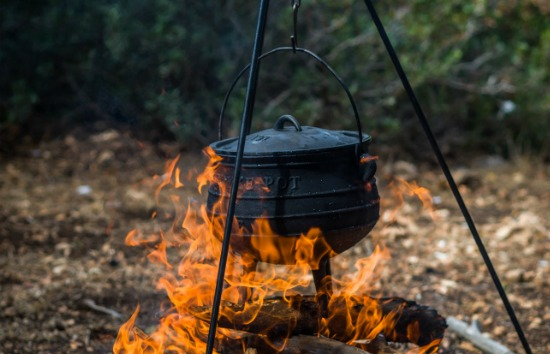 Why Cast Iron is a Prepper Essential
