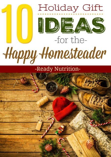 Homesteaders love practical gifts that help make things more efficient. Check out these perfectly chosen gifts for your favorite homesteader.