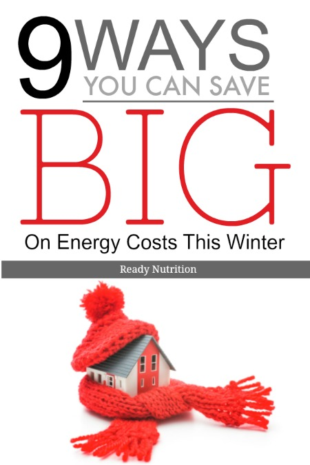Learn about these 9 cost-saving ways to save on your winter energy bill.