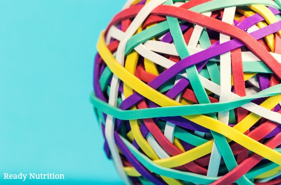 Rubber bands are useful for many things. Here are some of the ones you may not have thought of.