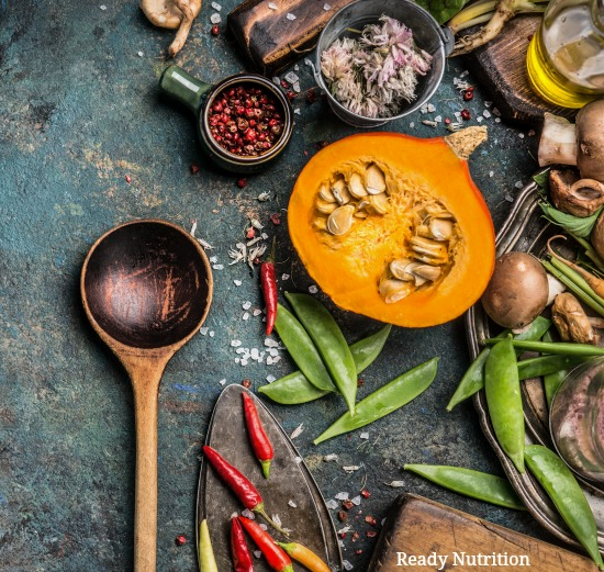 Immune System-Boosting Nutrients You May Need During Fall and Winter