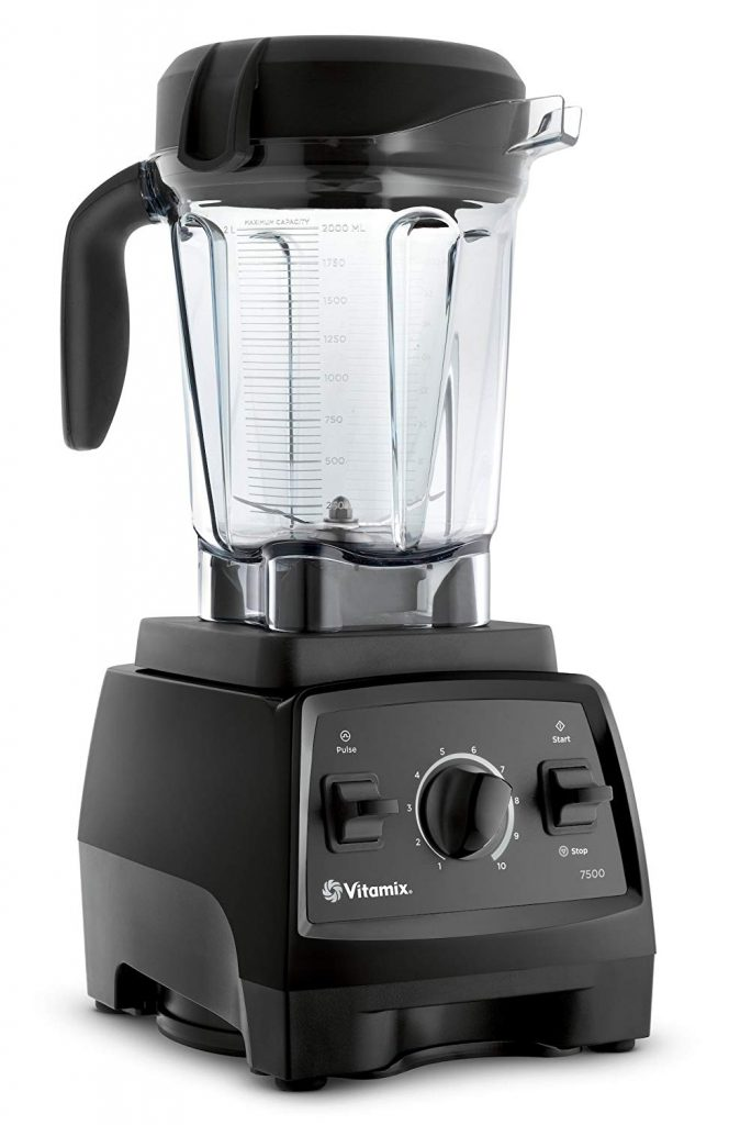 Looking for the perfect gift for your health conscious relative? Try the Vitamix!